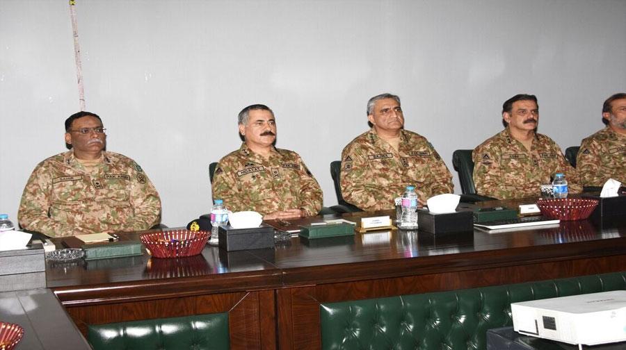Photo of دہشت گردی کی جنگ میں حاصل کامیابیاں برقرار رکھیں گے، سربراہ پاک فوج