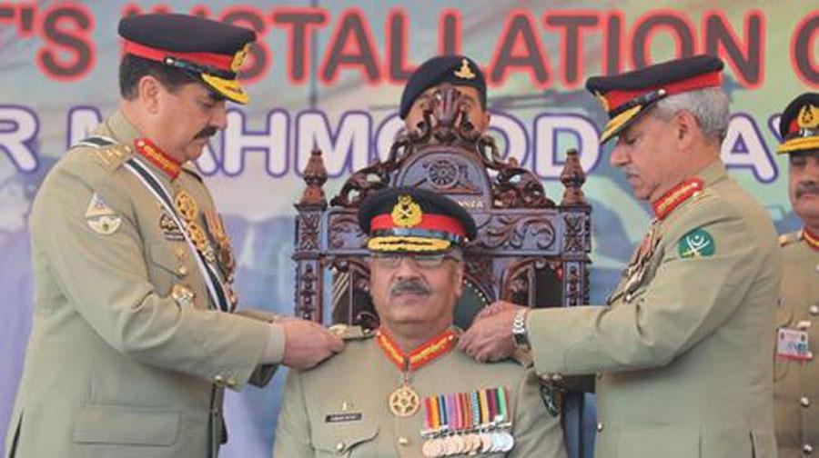 Photo of جنرل زبیر محمود نے چیرمین جوائنٹ چیفس آف اسٹاف کمیٹی کے عہدے کا چارج سنبھال لیا