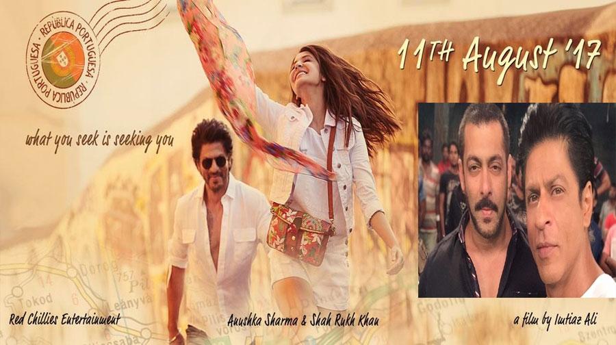 Photo of سلمان نے شاہ رخ کی نئی فلم کے نام کیلیے عوام سے تجویز مانگ لی