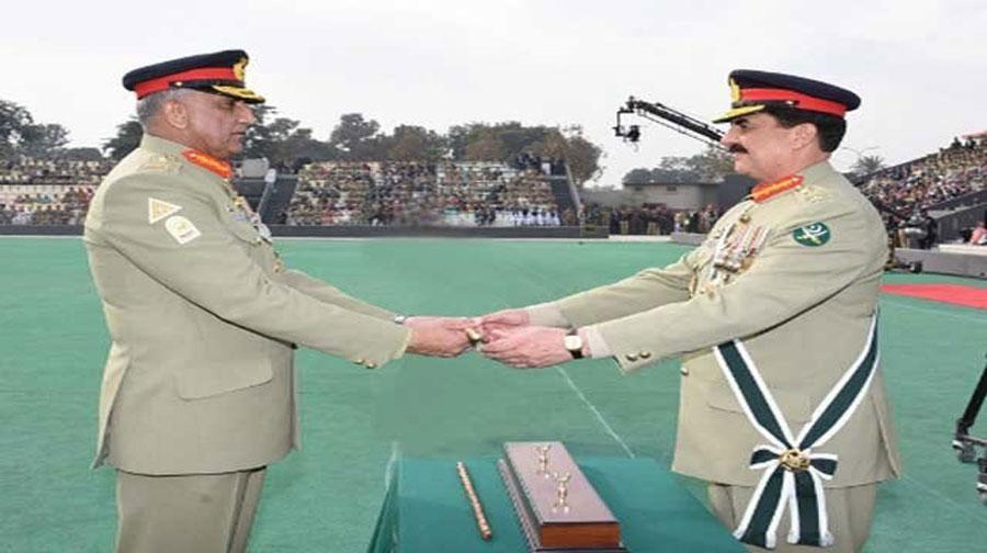 Photo of جنرل قمرجاوید باجوہ نے پاک فوج کی کمان سنبھال لی