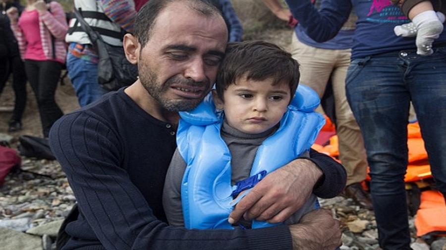 Photo of حلب کے مہاجرین کیمپوں میں بے بسی کی زندگی گزارنے پرمجبور