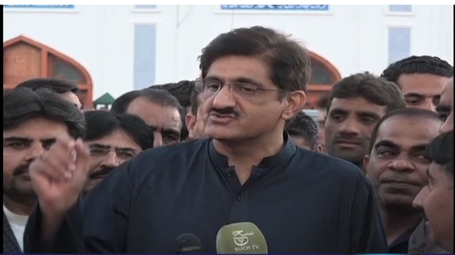 Photo of سندھ حکومت کے معاملات میں مداخلت برداشت نہیں کریں گے، مراد علی شاہ