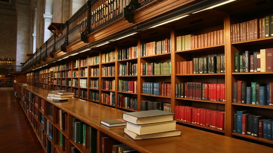 Photo of کتب خانوں اور کتب بینی میں کمی