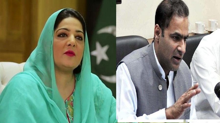 Photo of تحریک انصاف نے عدالت کی توہین کی ہے : عابد شیر ،انوشہ رحمان