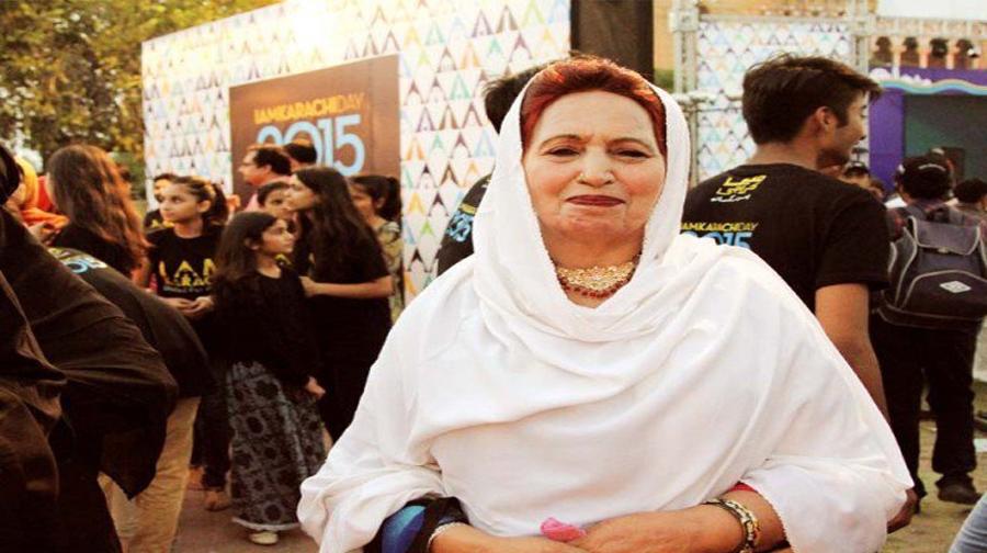 Photo of پشتوکی معروف گلوکارہ معشوق سلطانہ انتقال کرگئیں