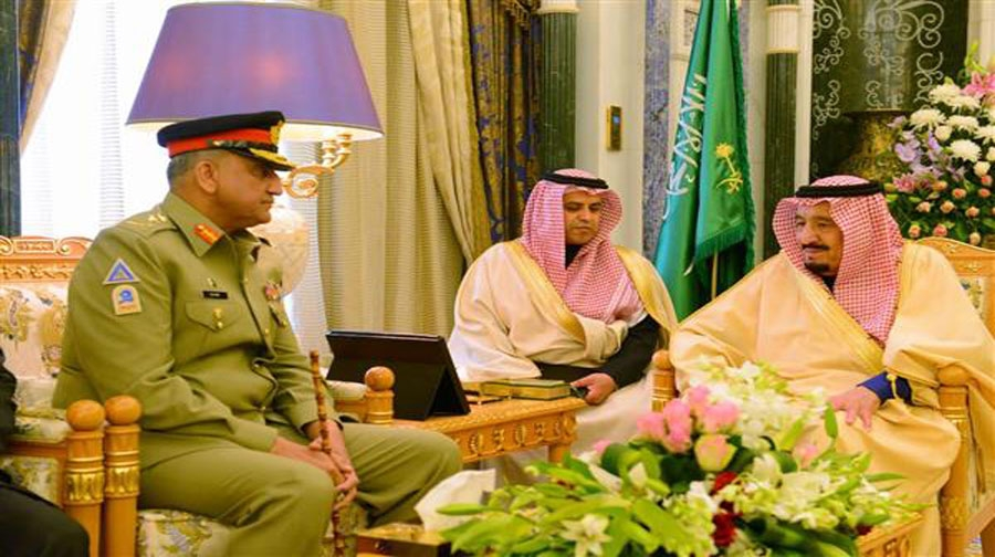 Photo of آرمی چیف کی سعودی فرمانروا سمیت دیگر اعلیٰ حکام سے ملاقات