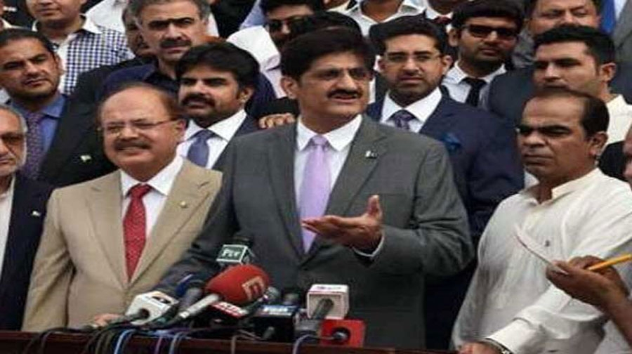 Photo of سندھ میں چوہدری نثار کی مرضی کا آئی جی نہیں لگے گا، مراد علی شاہ