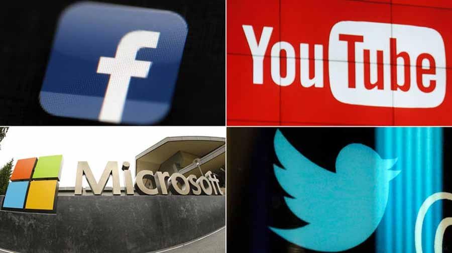Photo of دنیا کی چار بڑی ٹیکنالوجی کمپنیاں