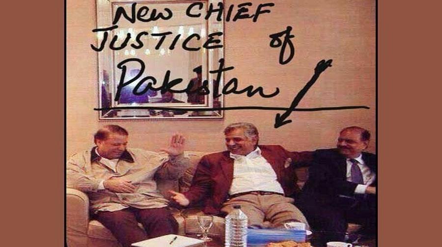 Photo of سوشل میڈیا پر زیرگردش وزیراعظم اور نامزد چیف جسٹس کی تصاویر درست نہیں، اٹارنی جنرل