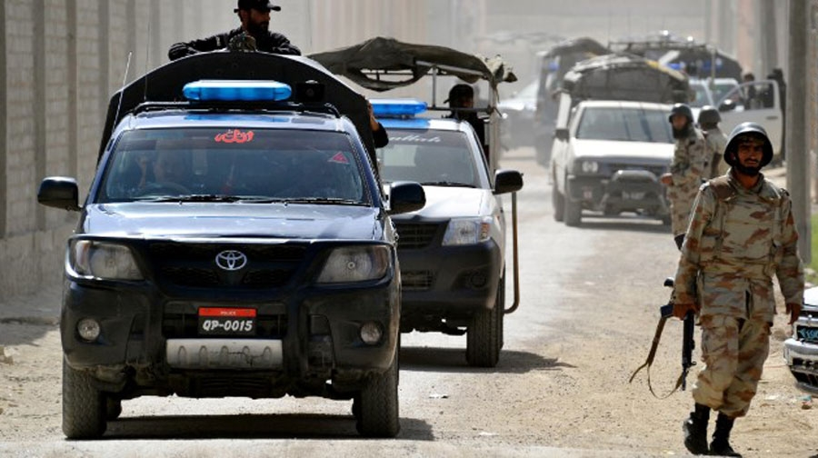 Photo of بلوچستان کے ضلع آواران میں ڈی پی او اور اے سی کے قافلے پر حملہ، 5 اہلکار زخمی