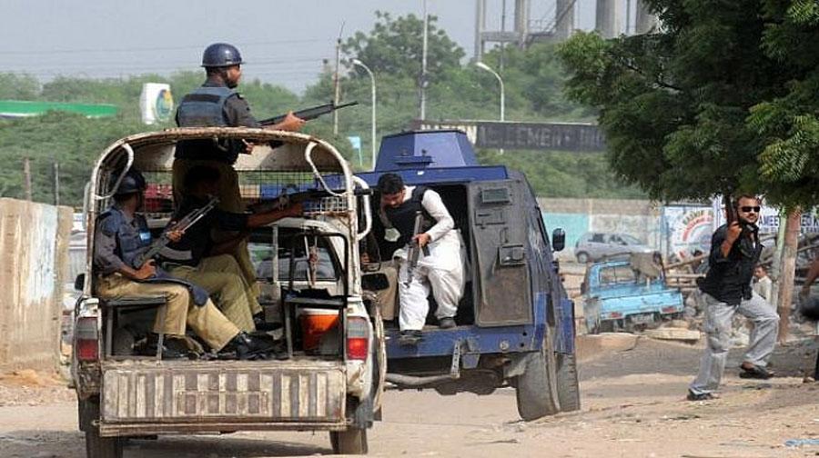 Photo of کراچی کےعلاقے سرجانی سے کالعدم تنظیم کے 3 ٹارگٹ کلرز گرفتار، سی ٹی ڈی