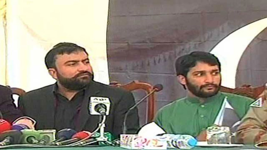 Photo of بلوچستان میں کالعدم بی ایل اے کے کمانڈر بلخ شیر بادینی نے ہتھیار ڈال دیئے