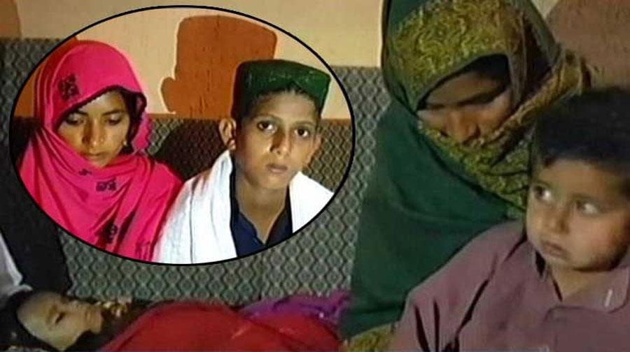 Photo of شکار پور میں 6 ماہ کی بچی کی 2 سالہ بچے سے شادی کی کوشش ناکام