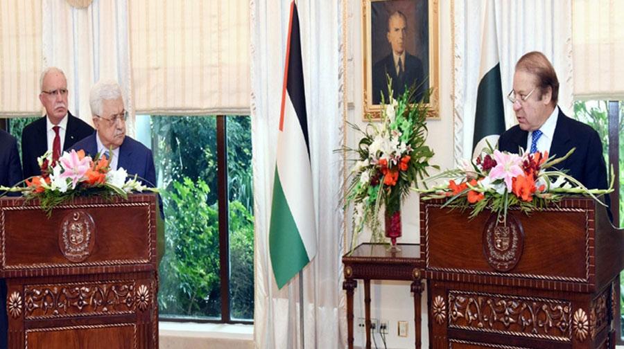 Photo of پاکستان کا فلسطین سے اسرائیلی آبادی کے انخلا کی حمایت کا اعلان