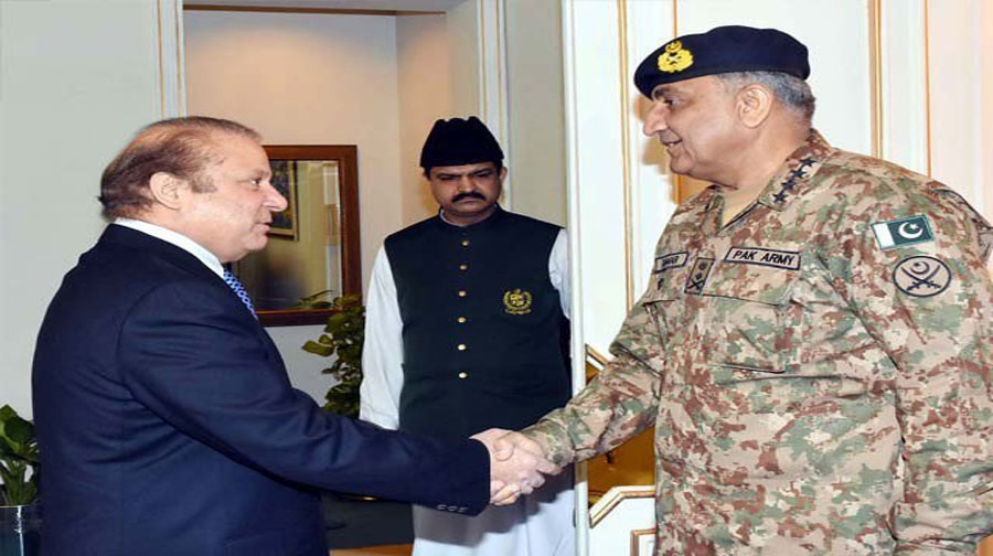 Photo of وزیراعظم سے آرمی چیف کی ملاقات؛ ملکی سلامتی کی صورتحال پرتبادلہ خیال