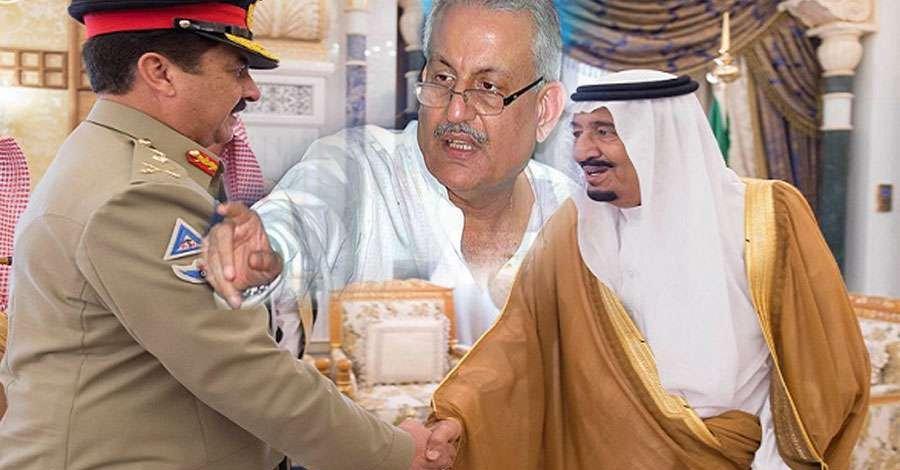 Photo of راحیل شریف اسلامی افواج کے سربراہ، وزیر دفاع کی سینیٹ میں طلبی