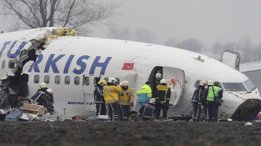 Photo of ترک طیارہ شہری آبادی پر گرنے سے کم از کم 32 افراد ہلاک