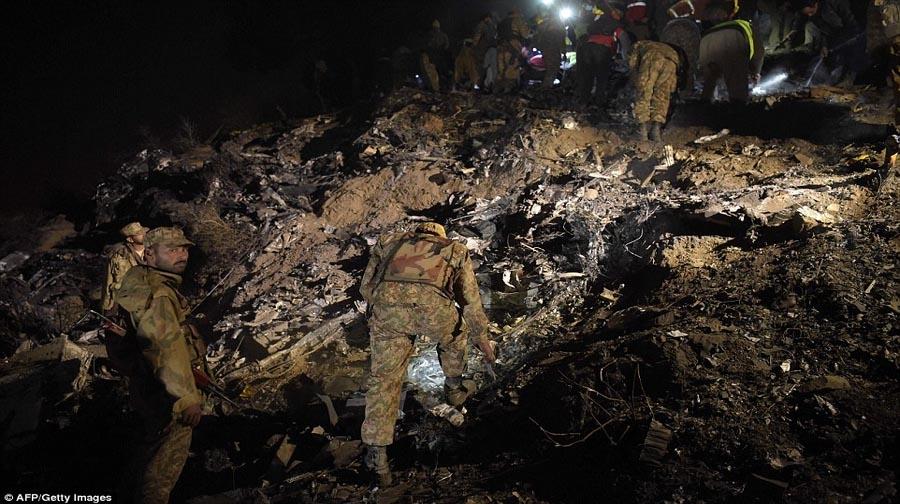 Photo of حویلیاں طیارہ حادثہ،پی کے661کے عملے کی قبر کشائی کا فیصلہ