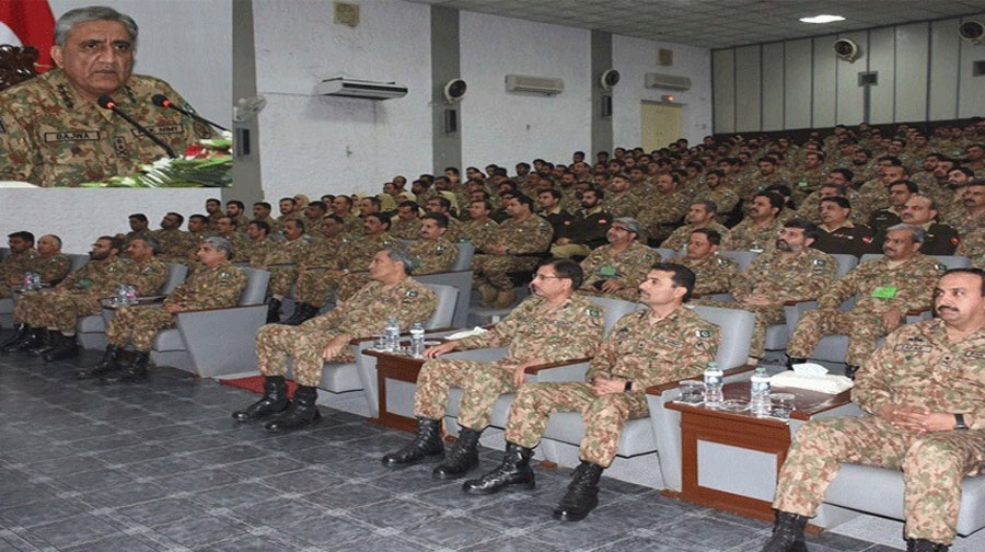 Photo of فوجی افسران کا آرمی چیف سے ڈان لیکس پر سوالات، رانا ثنااللہ کے بیان پر شکوہ