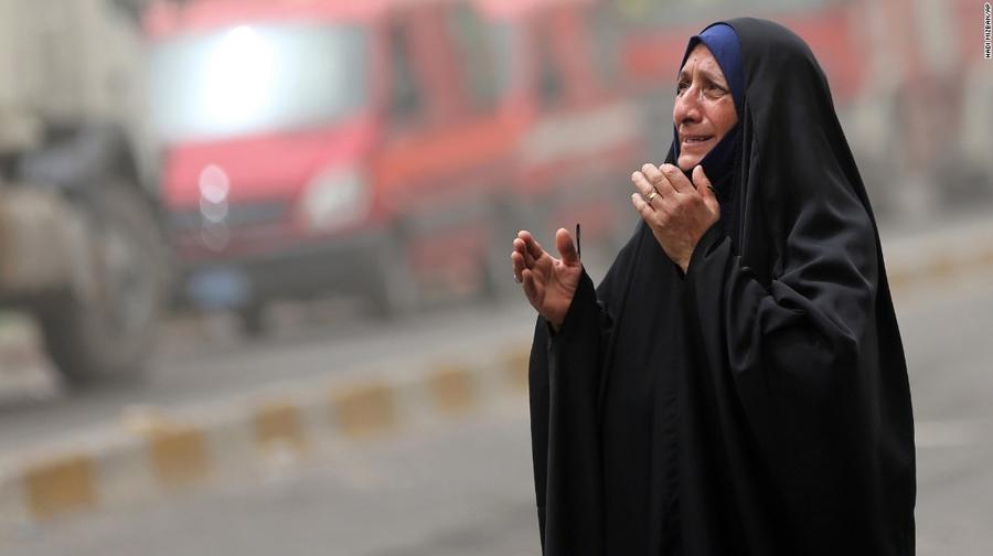 Photo of بغداد میں خود کش حملہ، 11 افراد ہلاک، 50 زخمی