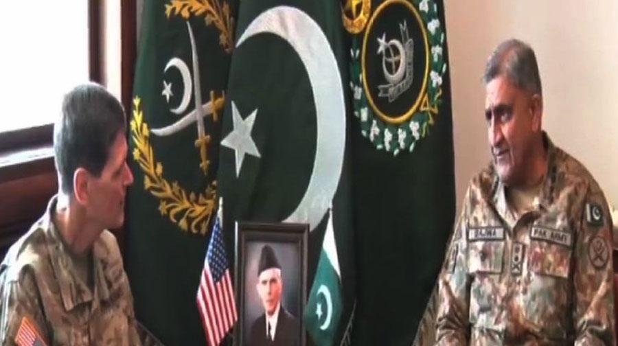 Photo of آرمی چیف سے امریکی سینٹ کے سربراہ کی ملاقات