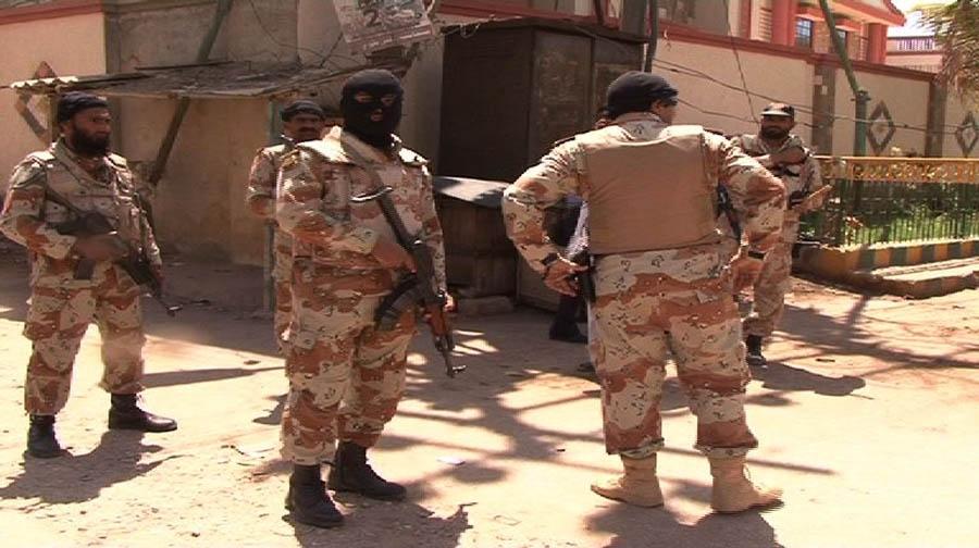 Photo of نارتھ ناظم آباد میں کومبنگ آپریشن،15ملزمان گرفتار