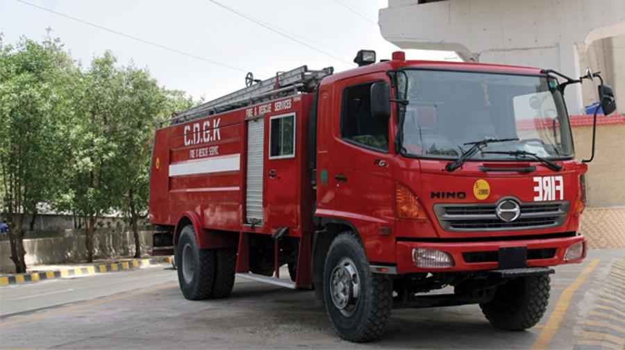 Photo of کراچی میں آگ بجھانے کا نظام خطرے میں
