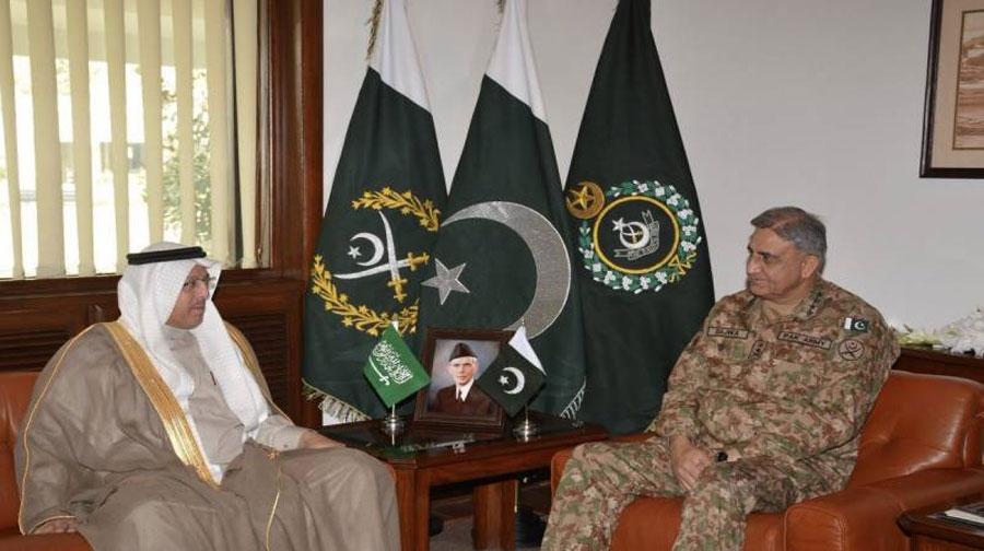 Photo of پاک فوج سعودی عرب کے دفاع کو اپنا دفاع سمجھتی ہے، آرمی چیف