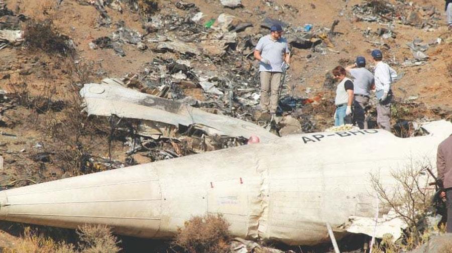 Photo of حویلیاں حادثے کے شکار طیارے نے لینڈنگ کی کوشش ہی نہیں کی، سیکرٹری سی اے اے