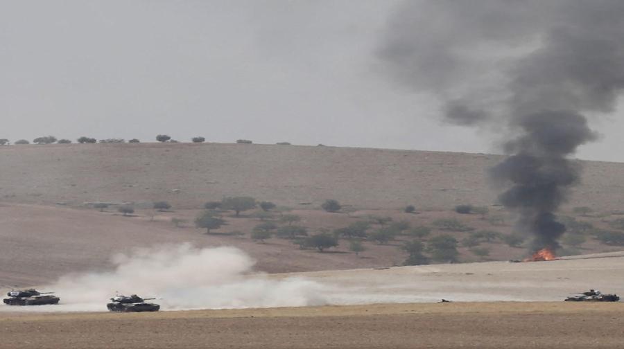 Photo of امریکہ کی شام میں فضائی کارراوئی'القاعدہ کے11افراد ہلاک