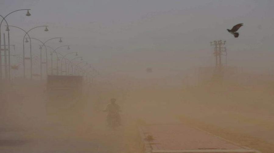 Photo of تیز اور گرد آلود ہوائیں، آئندہ 2روز میں سردی میں اضافے کا امکان