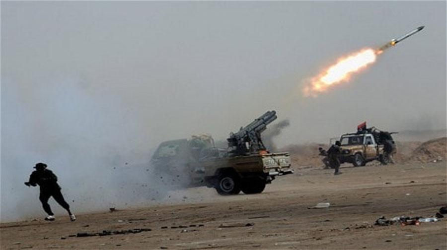 Photo of دہشت گرد تنظیم داعش کے لئے خطرے کی گھنٹی بج گئی