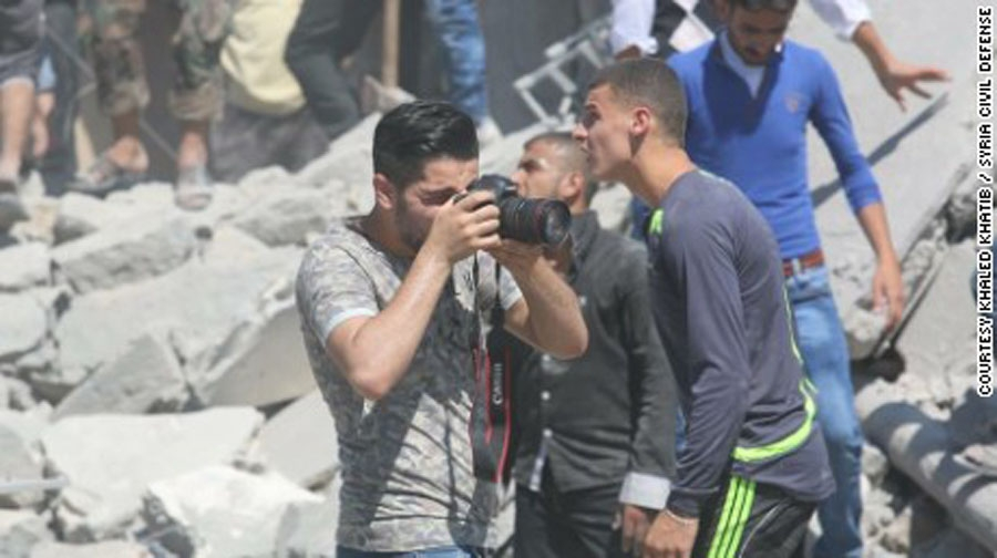Photo of آسکرایوارڈ کیلئے نامزد شامی سنیماٹوگرافرخالد خطیب کو امریکا آنے سے روک دیا