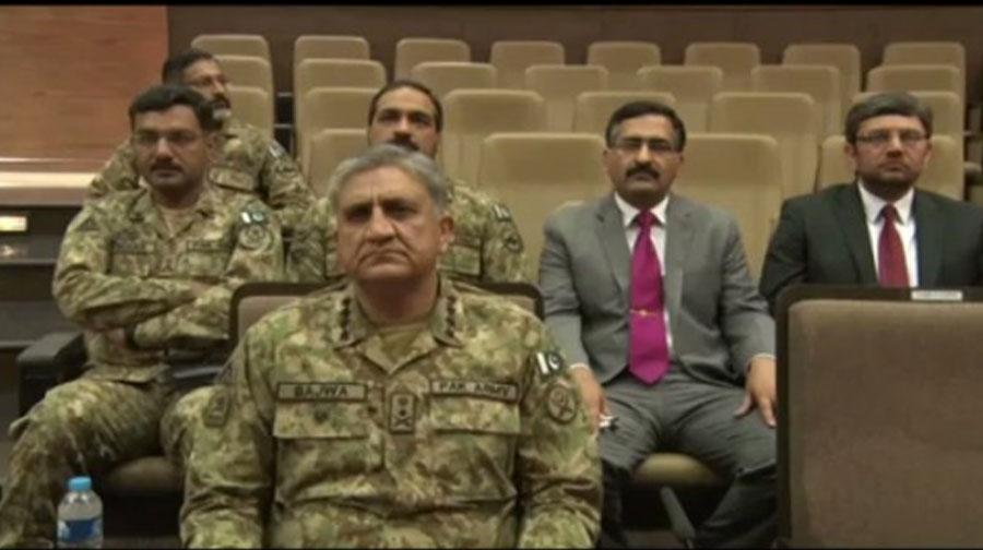 Photo of لاہور میں آرمی چیف کی زیر صدارت اجلاس میں اہم فیصلے