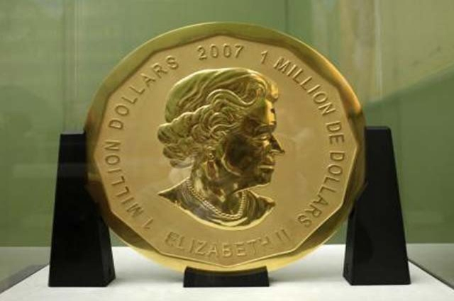 Photo of جرمنی کے عجائب گھر سے سونے کا 100 کلوگرام وزنی سکہ چوری