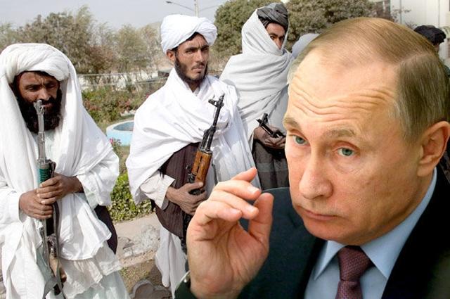 Photo of افغانستان میں طالبان کو ہتھیار فراہم کرنے کا الزام سراسر غلط ہے، روس