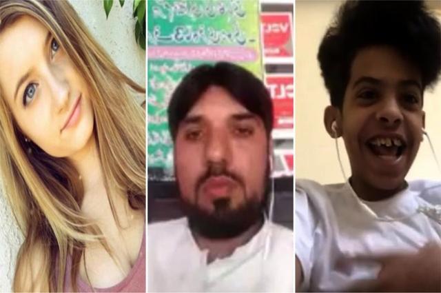 Photo of امریکی ویڈیو بلاگر کرسٹینا نے سعودی بچے ابوسین کے بعد پاکستانی بیٹری والے سے بات چیت شروع کردی ، ویڈیو نے سوشل میڈیا پر دھوم مچا دی