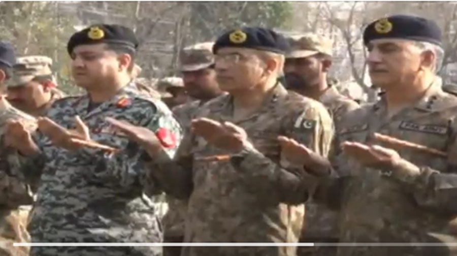 Photo of ہماری زندگی اور خون پاکستان کے لیے ہے، سربراہ پاک فوج