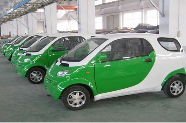 Photo of پاکستان میں کم قیمت چینی الیکٹرک گاڑی متعارف