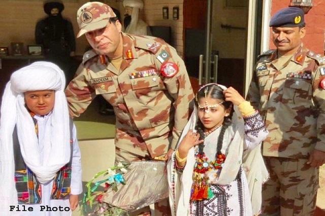 Photo of شہداء کی قربانیوں کی بدولت بلوچستان امن و امان اور خوشحالی کی راہ پر گامزن ہے، میجر ندیم احمد انجم