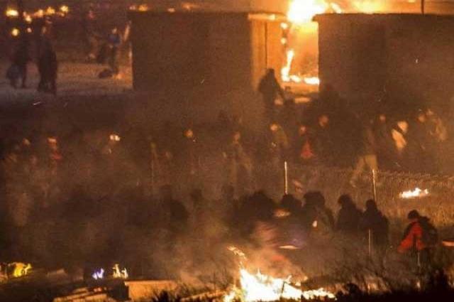 Photo of سینیگال میں تبلیغی اجتماع کے دوران آتشزدگی سے 22 افراد جاں بحق
