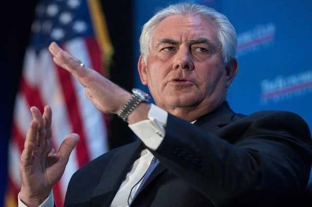 Photo of ایران امریکا کے مفادات کو نقصان پہنچا رہا ہے، امریکی وزیر خارجہ