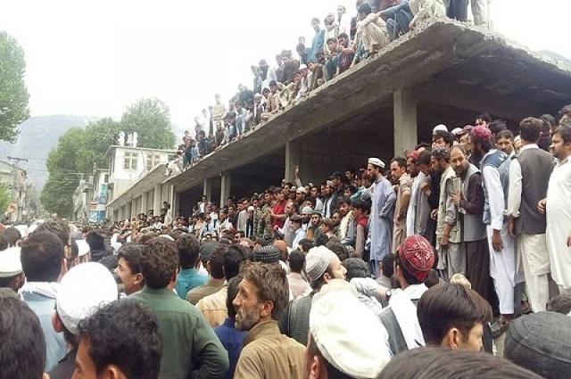 Photo of چترال، مبینہ گستاخی پر نمازیوں نے ایک شخص کو تشدد کرکے بےحال کردیا