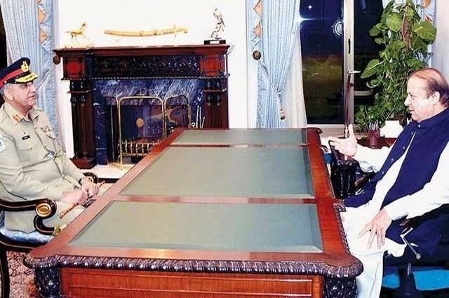 Photo of وزیراعظم سے آرمی چیف کی ملاقات، آپریشن ردالفساد پرتبادلہ خیال