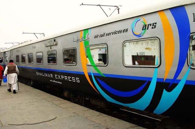 Photo of پاکستان ریلوے نے شالیمار ایکسپریس کا انتظام نجی کمپنی کے سپرد کردیا