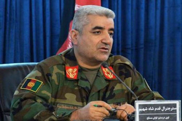 Photo of افغان آرمی چیف اور وزیر دفاع نے استعفیٰ دے دیا