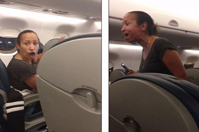 Photo of جہاز کے ٹیک آف سے چند لمحے قبل خاتون مسافر کی ایسی حرکت کہ ہنگامہ برپا ہوگیا، پائلٹ نے تمام مسافروں کو ہی جہاز سے اتاردیا