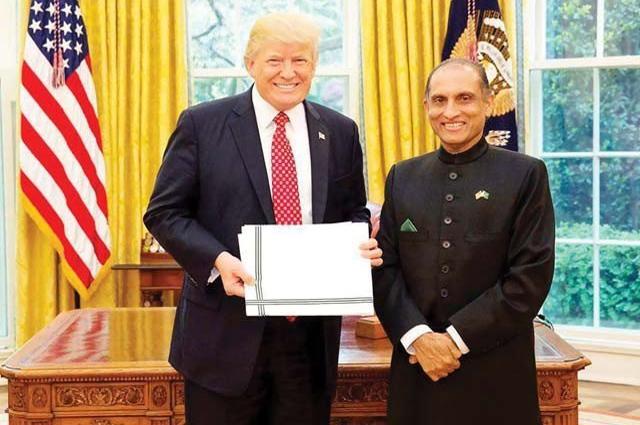 Photo of پاکستان سے بہترتعلقات کے خواہش مند ہیں، ڈونلڈ ٹرمپ