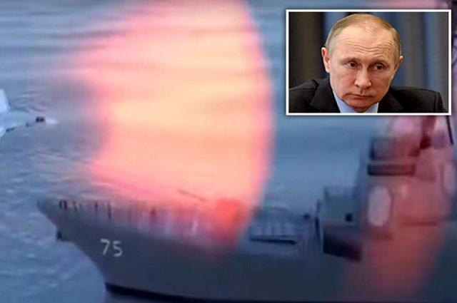 Photo of جب جنگ ہوگی تو کوئی امریکی فوجی اپنی جگہ سے ہل بھی نہ سکے گا اور ہم اس ہتھیار سے سب تباہ کردیں گے، روس