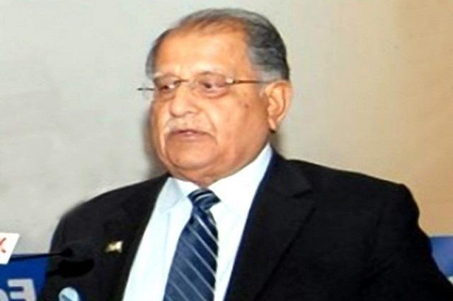 Photo of وزیراعظم سے ملاقات نہ ہوسکی، وفاقی وزیر ریاض پیرزادہ عہدے سے مستعفیٰ ہوگئے